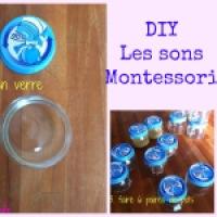 ACTIVITES ENFANTS: DIY écouter et retrouver le même son (Montessori)
