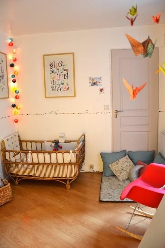 Deco le petit coin lecture les mercredis jolis blog - Coin lecture chambre enfant ...