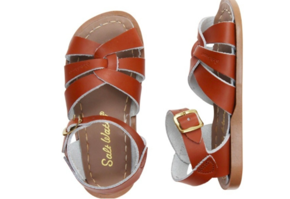 Mode: Salt Water Sandals