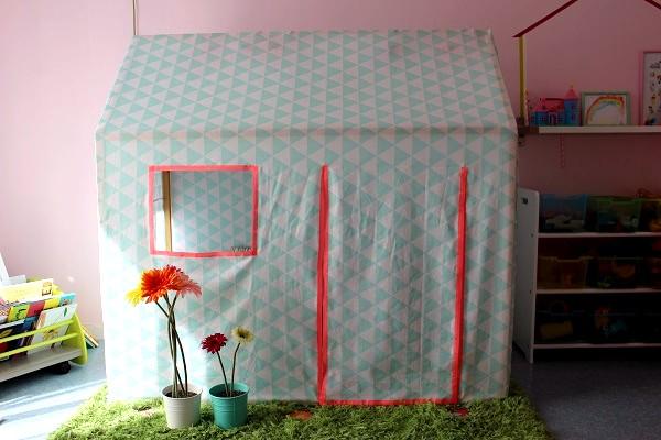 J ai lu j ai aim je partage mai 2015 les mercredis - Comment faire une cabane dans sa chambre ...