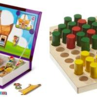 Jouets: sélection pour les enfants à partir de 4-5 ans