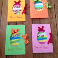 DIY: carte de Pâques