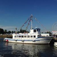 Sortie en famille: balade en bateau (Honfleur, 14)