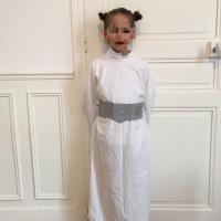 DIY: fabriquer le déguisement Princesse Leïa