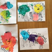 Kids Activity: même pas peur des monstres!