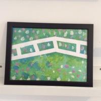 Peindre à la manière de ... Claude Monet #1