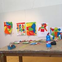 Kids au musée: Fernand Léger (06)