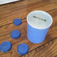 DIY: une boîte à forme pour bébé (12-18 mois)