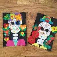 Kids Activity: el dia de los muertos #1