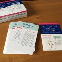 Les expériences de sciences avec Montessori (Eyrolles)