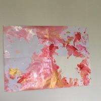 Baby Activity: première peinture