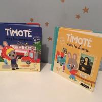 Deux nouvelles aventures de Timoté (Gründ Jeunesse)