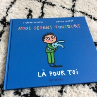 Nous serons toujours là pour toi (éditions Pfefferkorn)