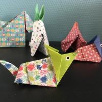 Kids Activity: origami