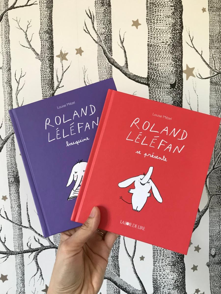 Roland Léléfan (éditions La Joie de Lire)