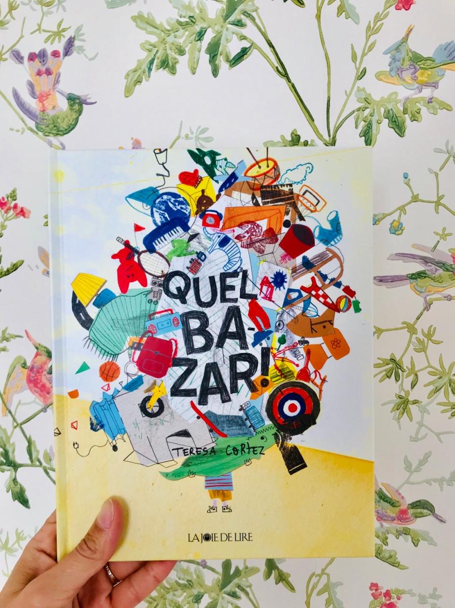 Chut! les enfants lisent! Quel Bazar ! (éditions La Joie de Lire)