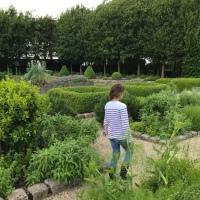 Sortie avec les enfants : Jardin de Bois Richeux (28)