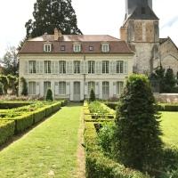 Sortie avec les enfants : collège royale & militaire de Thiron Gardais (28)