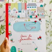 Dans la famille... (éditions La Joie de Lire)