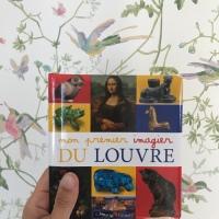 Mon premier imagier du Louvre (éditions Gründ)