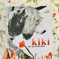 Kiki en promenade (éditions Les Fourmis Rouges)