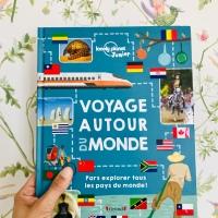 Chut! les enfants lisent ! Voyage autour du monde ( éditions Gründ )