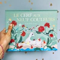 Chut! les enfants lisent! Le cerf aux neuf couleurs (éditions HongFei)