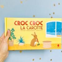 Croc Croc la carotte (éditions HongFei)