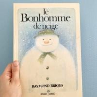 chut! Les enfants lisent ! Le bonhomme de neige