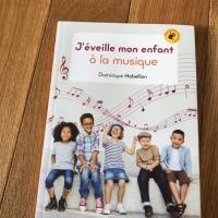 J'éveille mon enfant à la musique (éditions Jouvence)