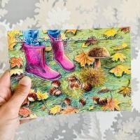 Les petites douceurs d'automne (éditions Lilavril)