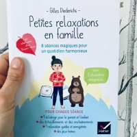Petites relaxations en famille (éditions Hatier)