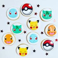 Anniversaire 8 ans : thème Pokémon