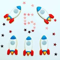 Goûter d'anniversaire Astronaute (5 ans)