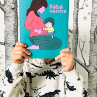 Bébé ventre (éditions Les Fourmis Rouges)
